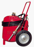 25kg Trolley Fire Extinguisher-Extra Cartridge
