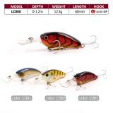 Top Grade Hard Fishing Crankbait Lure