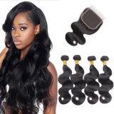 Top Quality 100% Unprocessed Brazilian Virgin Human Hair Brazilian Body Wave
