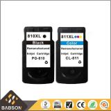 Compatible Ink Cartridge for Canon Pg810 Cl811
