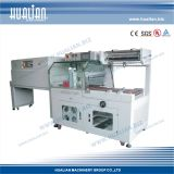 Hualian 2017 L Sealing Machine with Shrink Tunnel (BSF-5545LE+BS-4525)