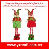 Christmas Decoration (ZY11S311-1-2 24′′) Christmas Gift Product Christmas Holiday Gift Items