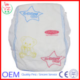 2017 Hot Sale Cloth Like Film Kids Diaper with PE Tape
