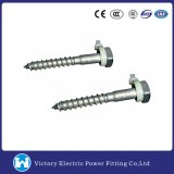 ANSI Standard Lag Screw for Pole Line Fitting