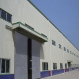 Prefabricated Steel Sandwich Panel Workshop
