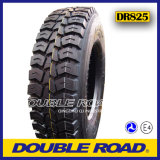 Double Star/Long March/Roadlux/Double Road Brand 315/80R22.5 20pr, Tubeless Radial Truck Tyre Steer Tyre