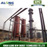 Wet+Dry Type Biogas-CNG Scrubber Desulfurization and Decarburization Upgrading Purification System