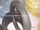 Motorcycle Tire 2.75-17 with Dunlop Pattern