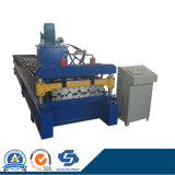 Colored Coated Cheap Used Metal Roof Sheet Tile Panel Cold Roll Forming Machine