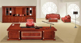 Luxury Presidential Table Luxury King Throne Royal Office Furniture (FOHT-01)