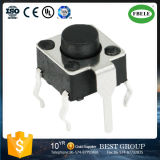 Tact Switch Element 6*6*4.3-5 Pin Five Pin High Temperature Environmental Protection Key Switch