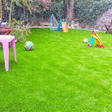 55mm Height 18900 Density Lfg10 Indoor Outdoor Decorative Artificial Grass Carpet