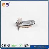 Silver Handle Lock Network Cabinet Moon Shaped Lock