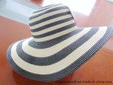 100% Straw Sun Dress Ladies Hats Straw Hat /Cap