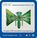 Rubber Raw Material Machinery Single Sided PCB with UL/RoHS/Ts16949/ISO9001/ISO14001