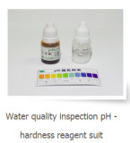 Water Quality Inspection pH - Hardness Reagent Suit