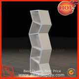 Delicate New Design Wooden Magazine Display Cabinet for Shop