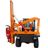 Hydraulic Static Loader Mounted Highway Pile Driver