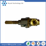 B6601 Small Brass Valve for Gas Oven and Gas Stove