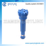 Factory Price Middle Air Pressure DTH Drill Bits for Mining