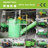 Trustworthy pet washing and recycling machine