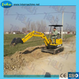 Hot Sale 1800kg Agricultural Machinery Tool Mini Excavator