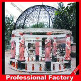 Hot Sale Stone Marble Gazebo