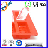 Wholesale New Design Silicone Ice Cube Tray