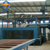 H Steel Shot Blasting Machine with Roller Conveyor