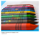 12 Colors 1.1*10cm Classic Non-Toxic Crayons for Students and Kids