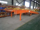 Manual and Electric Mobile Yard Ramp for Loading and Unloading