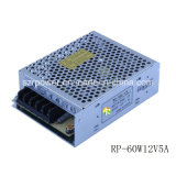 60W SMPS Single Output AC 220V to DC 5V LED Switching Power Supply