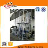 Valve Bag Film Blowing Machine Ziplock Bag Making Machine