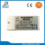High Efficent Constant Current 12W 12V 1A Waterproof LED Driver
