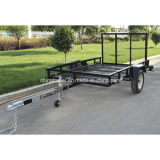 5 X 8 Powder Coated Utility Trailer for North America