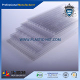 Transparent Twin-Wall PC Hollow Sheet