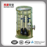 Kyps Packaged Fibreglass Sewage Pumping Station