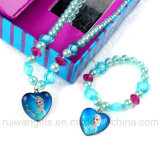 Wholesale Frozen Elsa Necklace for Children Jewelry