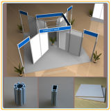 Hot Sales Economic Exhibition Booth with Four Open Entrances