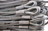 Steel Wire Rope Sling for Precast Concrete with Lifting Socket
