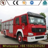 Hot Price Sinotruk HOWO Brand 10m3 6*4 Fire Fighting Trucks to Africa Market