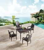 Outdoor Dining Set Chair and Table Furniture