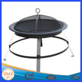 "Competitived Price 30"" Fire Pit & Barbecue 2 in 1"