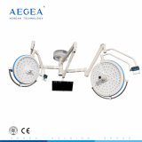 AG-Lt019 Double Head Ceiling Surgical Room LED Operating Lamp