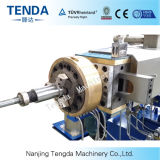 Tsh-75 180kw Conical Twin Screw Plastic Recycling Extruder