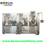 5000bph 500ml Plastic Pet Bottle Liquid Gas Water Filling Packing Machine