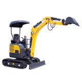 Cheap Construction Equipment 360 Degree Swing Bucket Excavator
