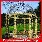 Outdoor Marble Gazebo for Garden Decoration