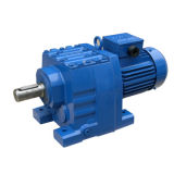 R Series Helical Gear Motor (R97)