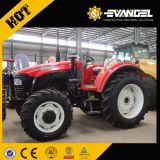 Farm Machinery Lutong 4WD 40HP Wheeled Agricultural Tractors Lt404